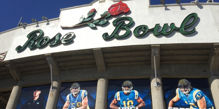 UCLA Bruins Game Day Fan Experience Review From Rose Bowl Stadium, Los Angeles, USA