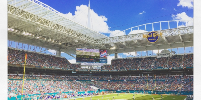 Miami Dolphins Hard Rock Stadium Fan Experience Recap 23/10/2016