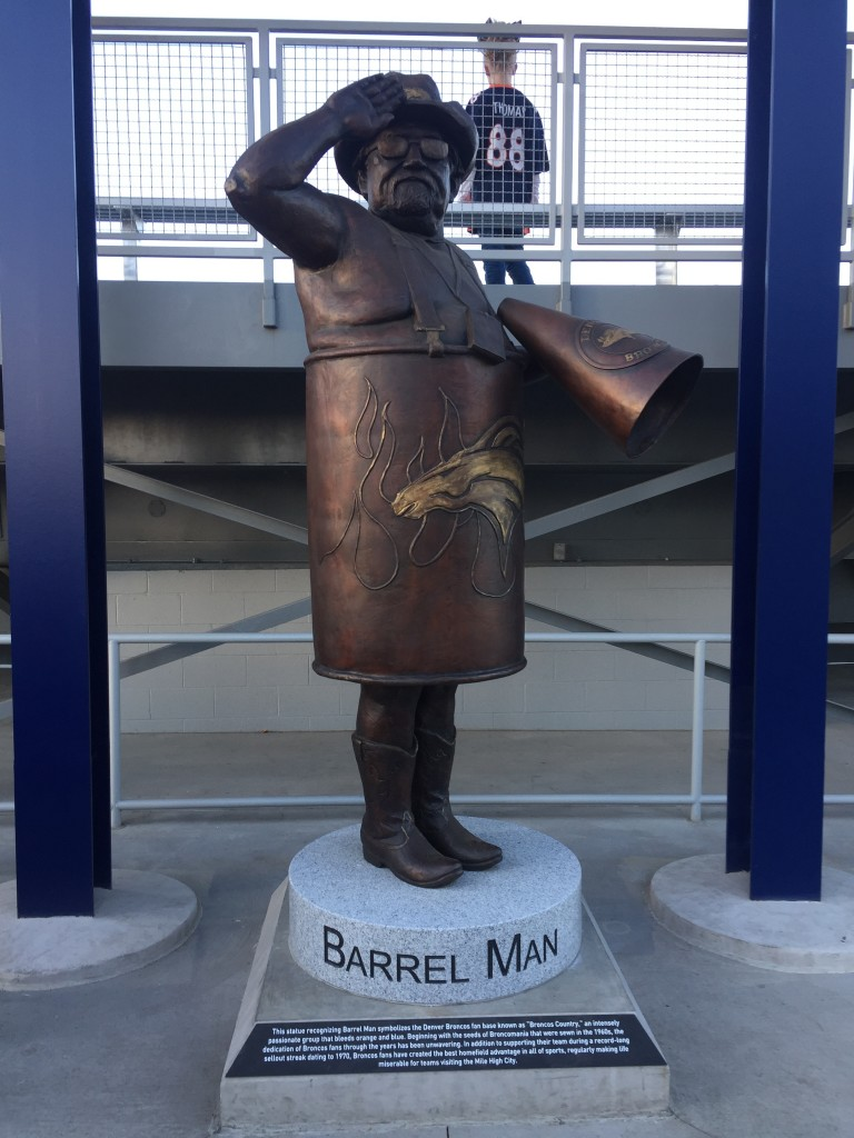 Barrel Man
