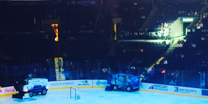 LA Kings and Staples Centre NHL Fan Experience Review