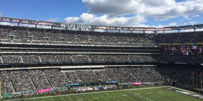 New York Jets and MetLife Stadium Fan Experience Review