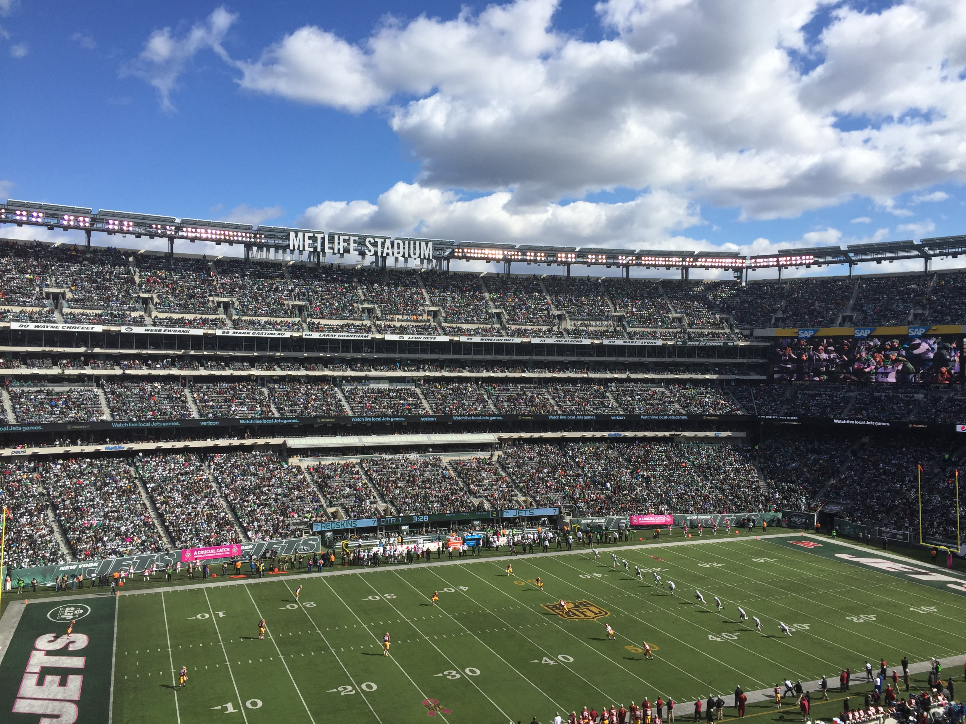 New York Jets and MetLife Stadium Fan Experience Review – Blair Hughes e82351797