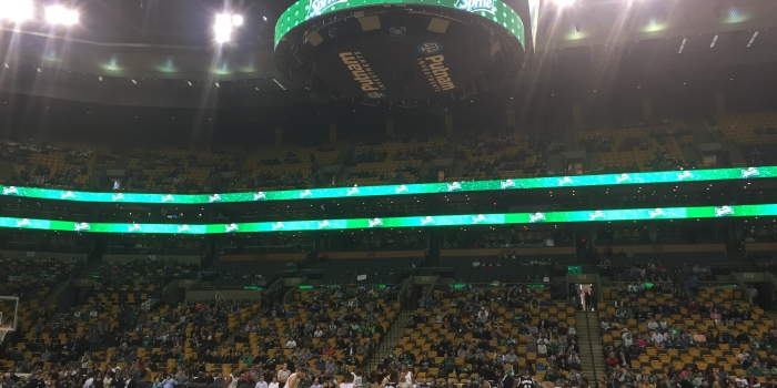 Boston Celtics and TD Garden Fan Experience Review