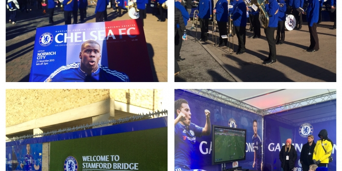 Chelsea FC and Stamford Bridge Fan Experience Review