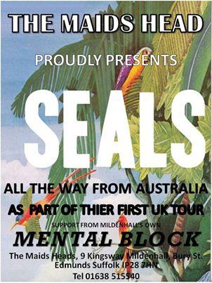 SEALS UK Poster 2011