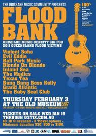 Flood Bank 2011 Disaster Appeal Gig