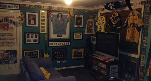 Fan Engagement Ideas #2 Man Caves
