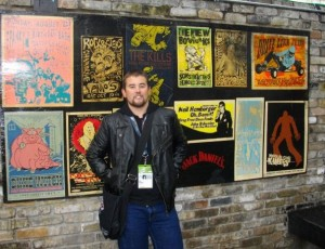 At SXSW Music Conference in Austin, Texas