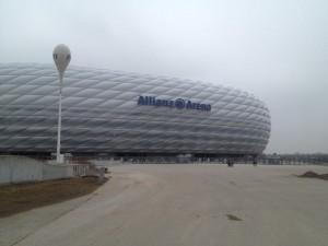Meeting at Allianz Arena, Munich
