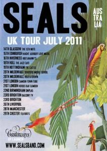 SEALS UK Tour 2011