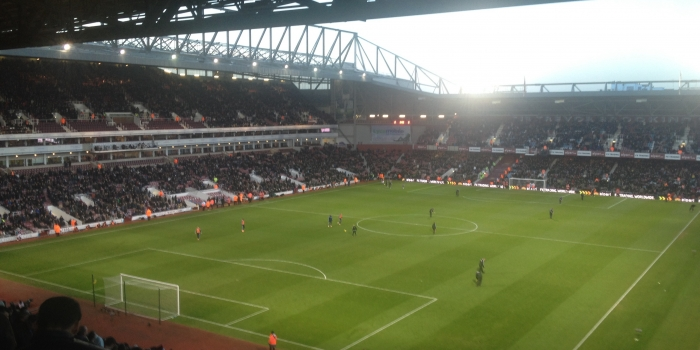 London Sports Business Internship Blog #15: West Ham United Vs Arsenal