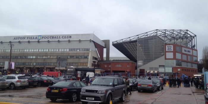 London Sports Business Internship Blog #6: Aston Villa vs Manchester United