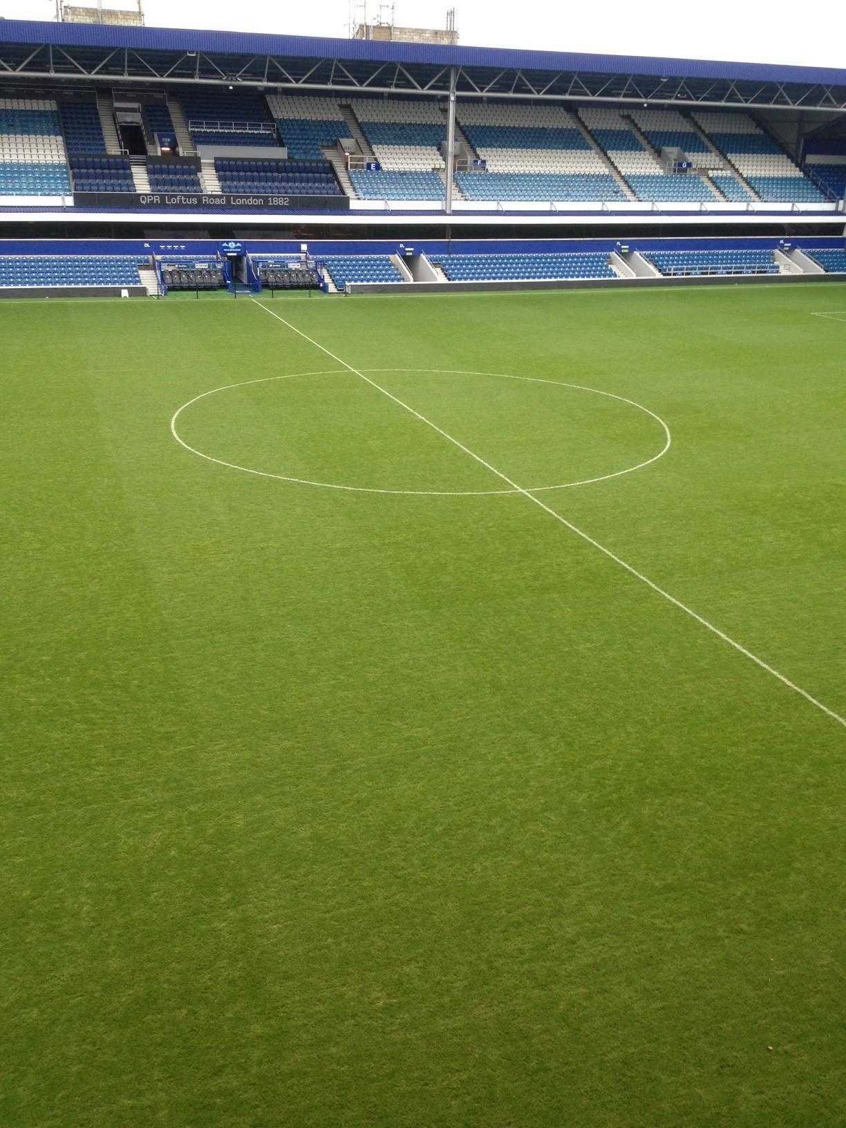 QPR pitch