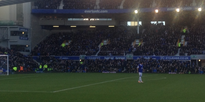 London Sports Business Internship Blog #16: Everton Vs Southampton