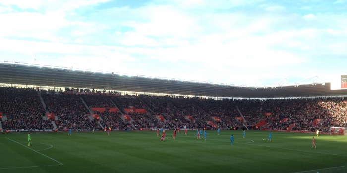 London Sports Business Internship Blog #13: Southampton vs Tottenham