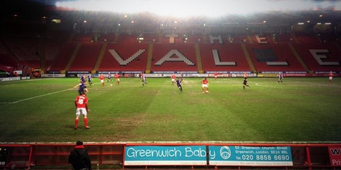 London Sports Business Internship Blog #21: Charlton vs Oxford United FA Cup