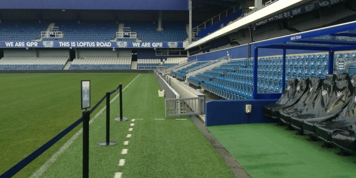 London Sports Business Internship Blog #10: Day 4 at QPR