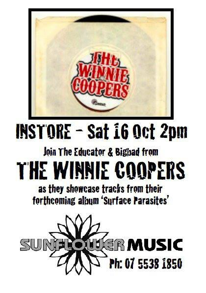 Winnie Coopers Gig