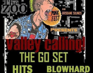 Brisbane Sounds Punk Showcase