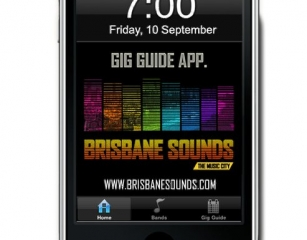 Brisbane Sounds Gig Guide App