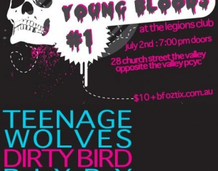 Young Bloods All Ages Gigs