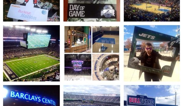 14 Games in 22 Days: A USA Sports Fan Engagement Road Trip