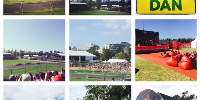 2015 Australian F1 Grand Prix Fan Engagement Review