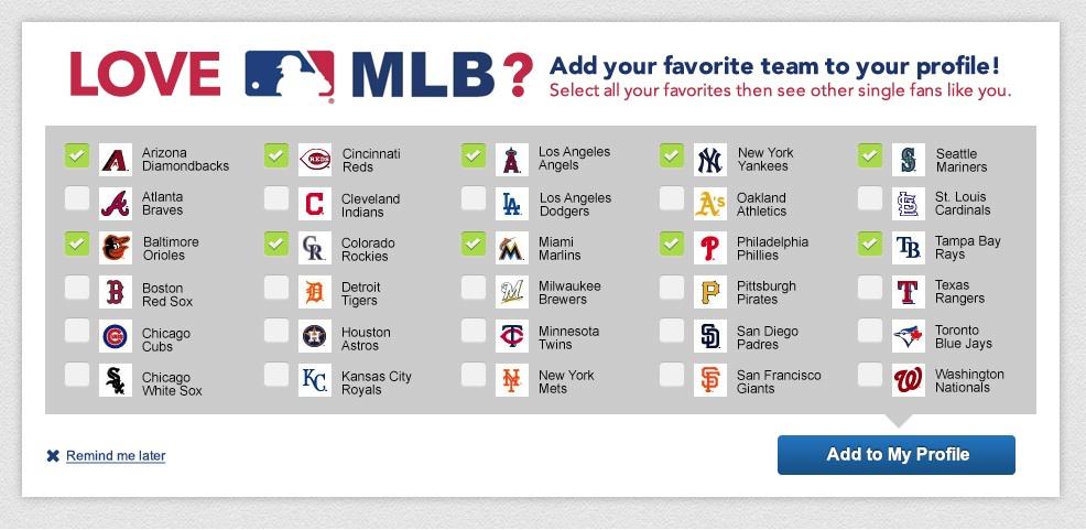 MLB Singles