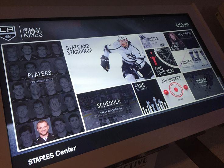 LA Kings/ Staples Centre
