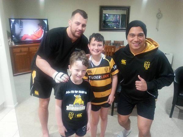 Taranaki Rugby Club