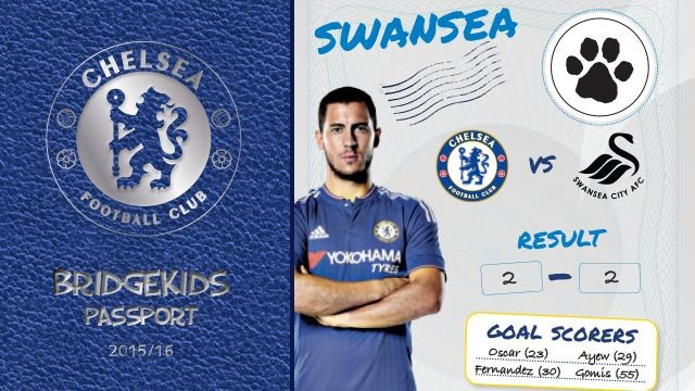 Chelsea BridgeKids Passport