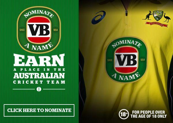 Cricket Australia/ VB