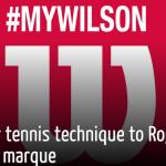 AUS OPEN 2016: Wilson Marque