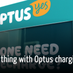 AUS OPEN 2016: Optus Phone Charging