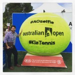 Photo Ops at the 2016 AUS OPEN