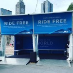 AUS OPEN 2016: Free pedi-cab rides