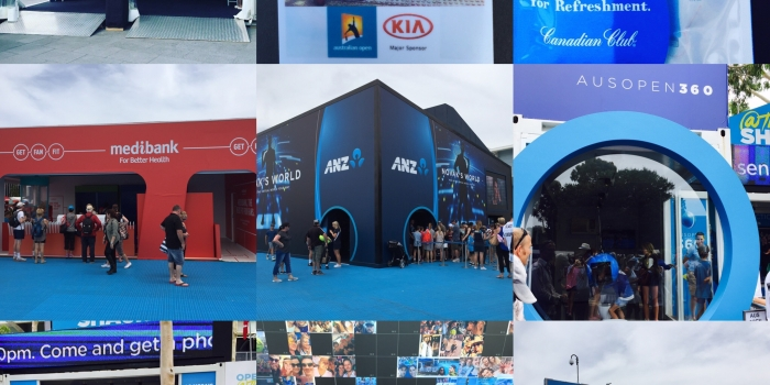 AUSTRALIAN OPEN 2016 Fan Experience Review