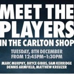 Meet The Players- Carlton