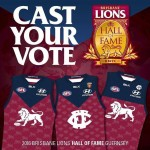 Lions Vote for Hall of Fame Guernsey
