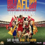 GC Suns Open Day