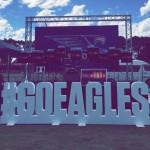 Eagles Fan Day