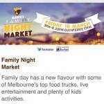 Hawks Night Market