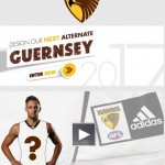 Design the Hawks Alternative Jersey