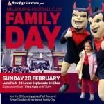 Demons Family Day