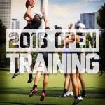 Collingwood Open Training