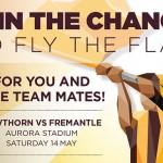 Hawthorn 'Fly The Flag'