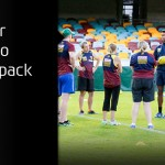 Train with the Lions