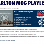 Carlton MOG Playlist