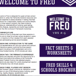 Welcome to Freo- Kids Worksheets