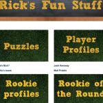 WCE 'Rick's Fun Stuff'